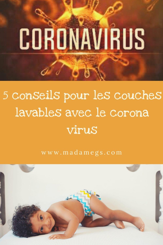 mes 5 conseils couches lavables pendant le confinement du corona virus ou covid-19
